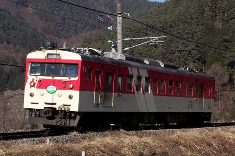 【JR東】123系クモハ123-1 運転終了