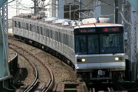 【メトロ】03系03-139F 千住検車区へ