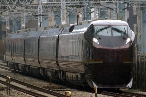 【JR東】E655系使用 お召列車運転