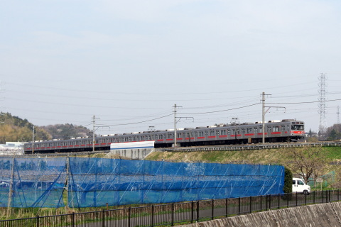 【東急】9000系9001F 長津田車両工場へ回送