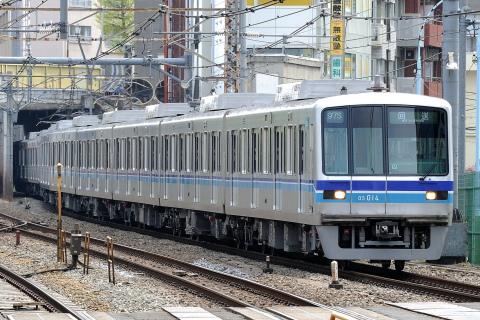 【メトロ】05系05-114編成 返却回送
