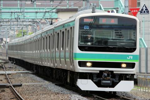 【JR東】E231系マト101編成 東京総合車両センター出場