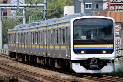【JR東】209系マリC430編成 大宮総合車両センター出場