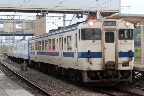 【JR九】キハ47系本チク車3両使用 団体臨時列車運転