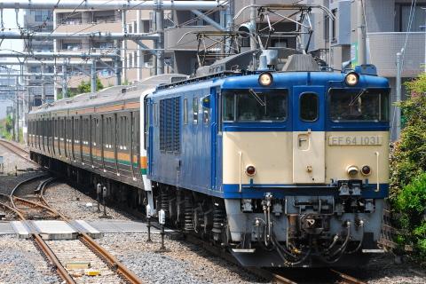 【JR東】211系1000番代タカB9編成 長野配給