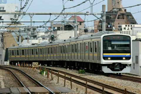 【JR東】209系2100番代マリC610編成 大宮総合車両センター出場
