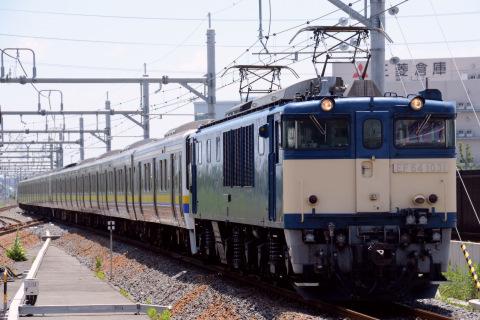 【JR東】211系3000番代マリ504+505編成 長野総合車両センターへ