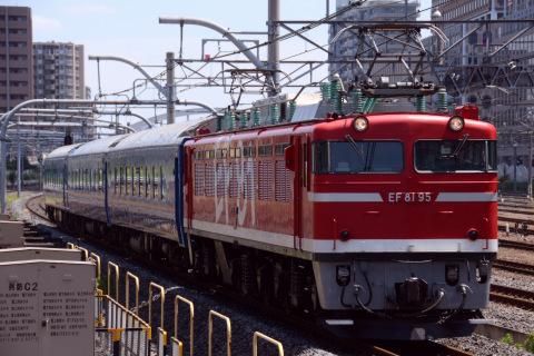 【JR東】14系客車3両 郡山総合車両センターへ配給