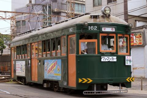 【阪堺】161形使用 貸切車運転