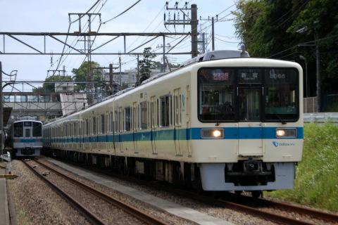【小田急】8000形更新車+3000形(一次車) 併結運転実施