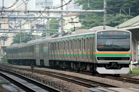 【JR東】E231系1000番代ヤマU523編成 東京総合車両センター入場