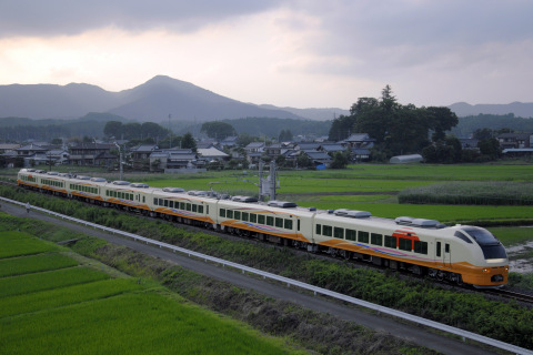 【JR東】E653系 元カツK301編成 郡山総合車両センター出場