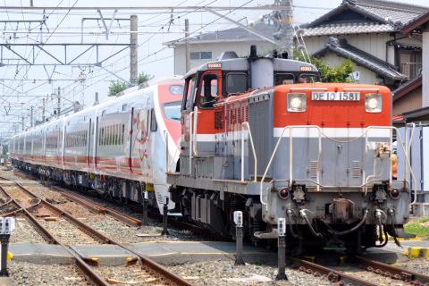 【JR貨】台湾鉄路局向け甲種輸送実施