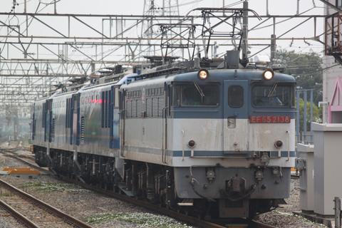【JR東】EF510-500形3機 JR貨物へ譲渡