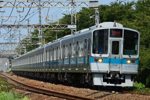 【小田急】1000形1094F試運転