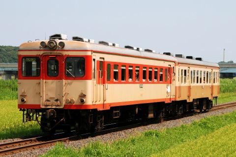 【ひたちなか】「湊線真夏の暑いレトロ列車」 運転