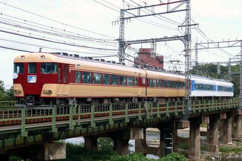 【近鉄】18400系+15200系『あおぞらⅡ』使用 団体臨時列車運転