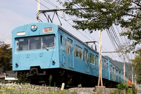 【秩鉄】さよなら国電リバイバル 1000系貸切ツアー開催(31日)