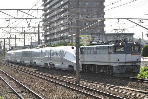 【JR東】E6系Z17編成 甲種輸送