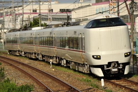 【JR西】287系FA05編成 吹田総合車両所本所内試運転