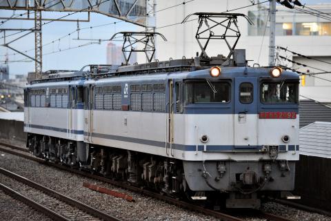 【JR貨】EF65-2090 大宮車両所出場