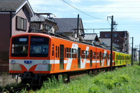 【流鉄】西武N101系 流鉄流山線に譲渡