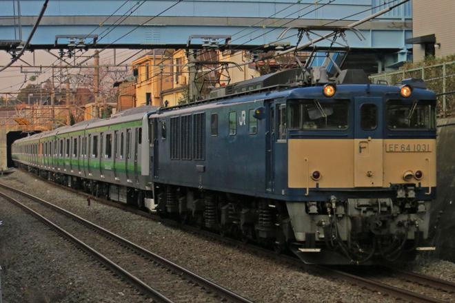 【JR東】E233系6000番代H004編成配給輸送