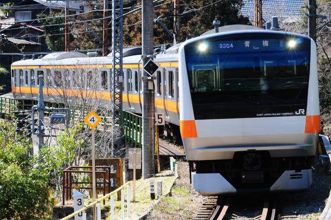 【JR東】青梅梅祭り開催に伴う臨時列車運転