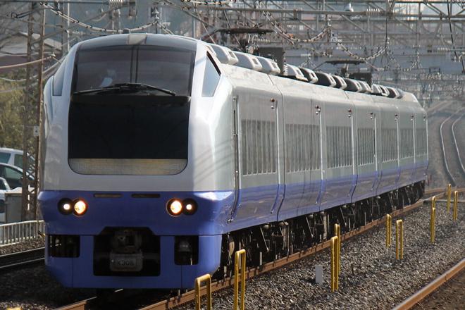 【JR東】快速舞浜・東京ベイエリア号運転
