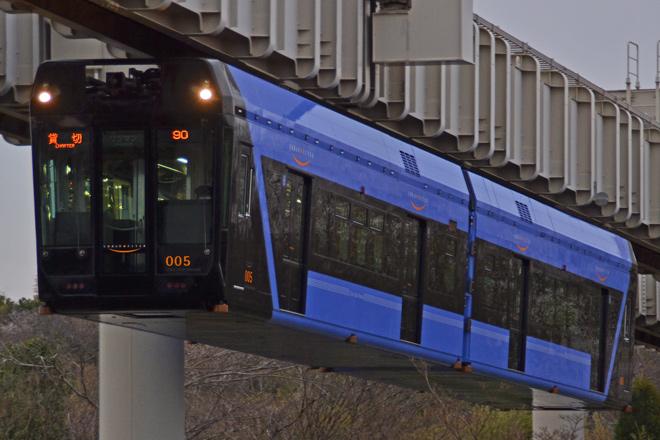 【千葉モノ】0形アーバンフライヤー使用貸切列車運転