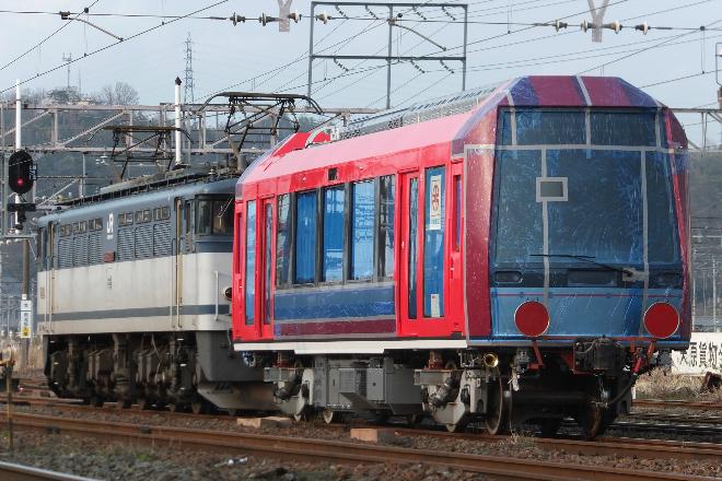 【箱根】箱根登山鉄道3000形甲種輸送