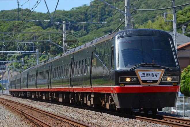 【伊豆急】2100系リゾート21EX『黒船電車』団臨