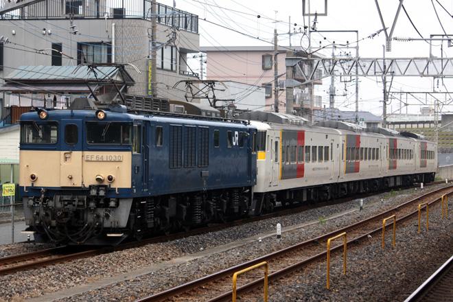 【JR東】185系OM06編成 配給輸送