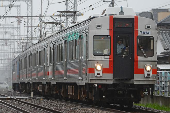 【東急】7600系7602F 長津田検車区へ回送