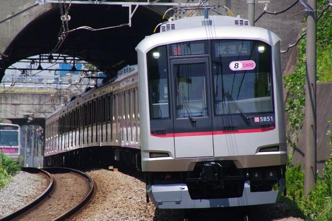 【東急】5050系5151F出場試運転実施