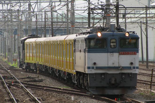 【メトロ】1000系1117F 甲種輸送