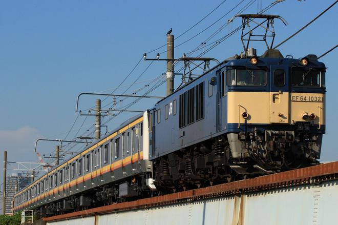 【JR東】E233系8000番代N2編成配給輸送