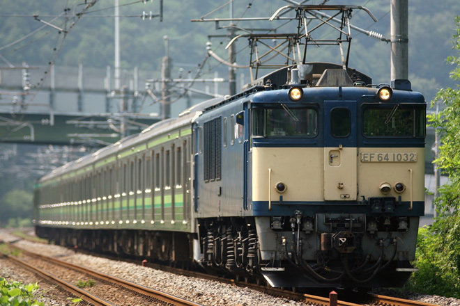 【JR東】205系H18編成新津へ配給輸送