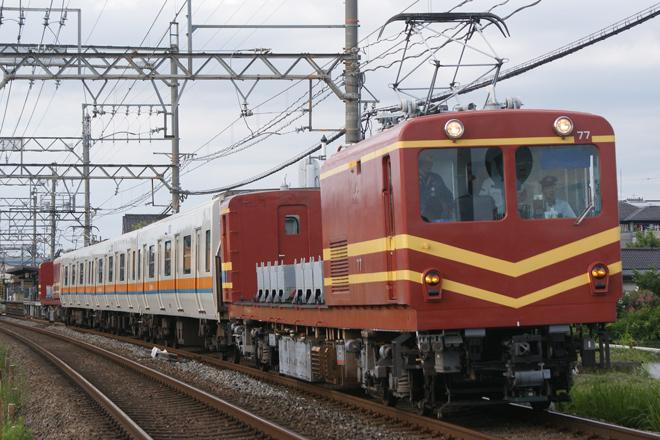 【近鉄】近鉄7020系HL22五位堂入場