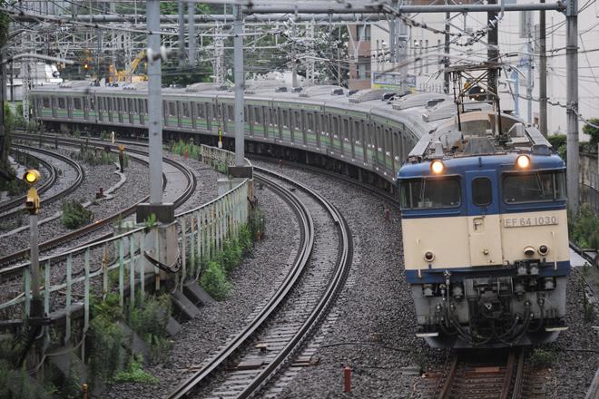 【JR東】205系H11編成新津へ配給輸送