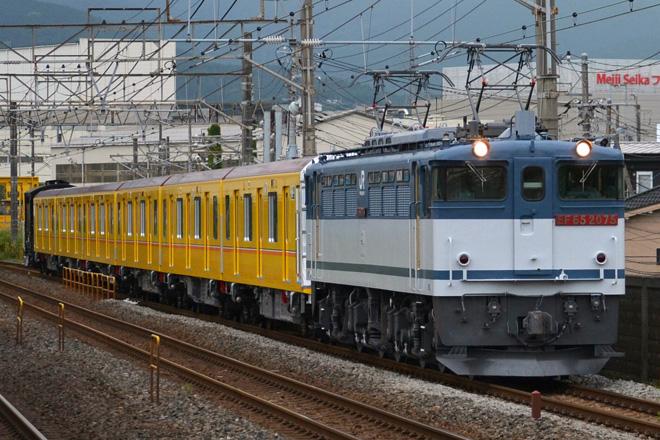 【メトロ】1000系1118F 甲種輸送
