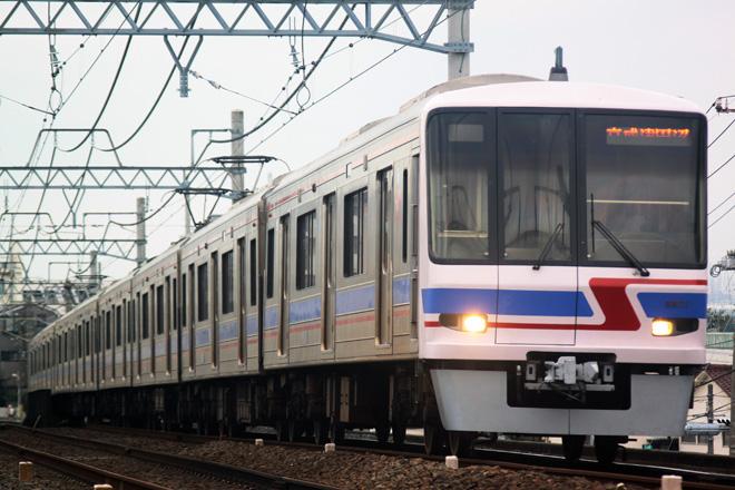 【新京成】新京成電鉄 土休日8連の運転終了