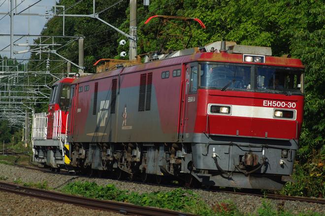 【JR貨】HD300-8甲種輸送