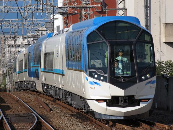 【近鉄】近鉄50000系第3編成 京都線試運転