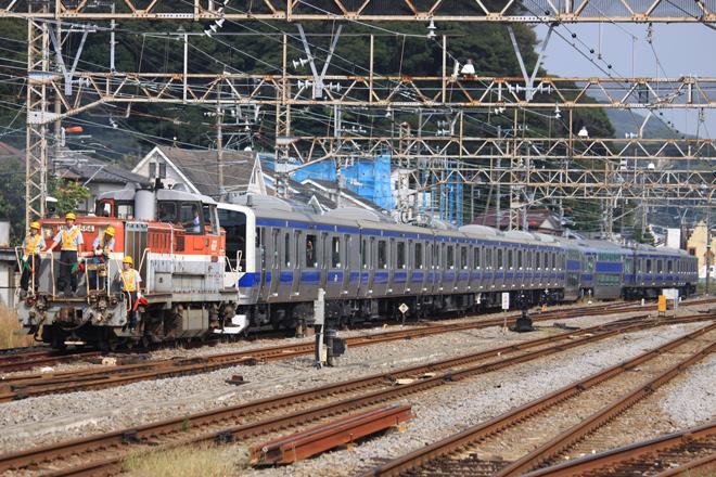【JR東】E531系K423編成総合車両製作所出場