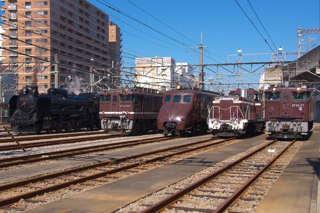 【JR東】「高崎鉄道ふれあいデー」開催(2014)