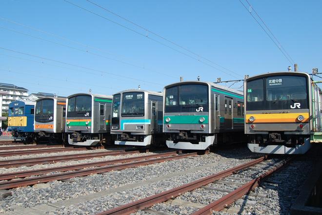 【JR東】「川越車両センターまつり2014」開催
