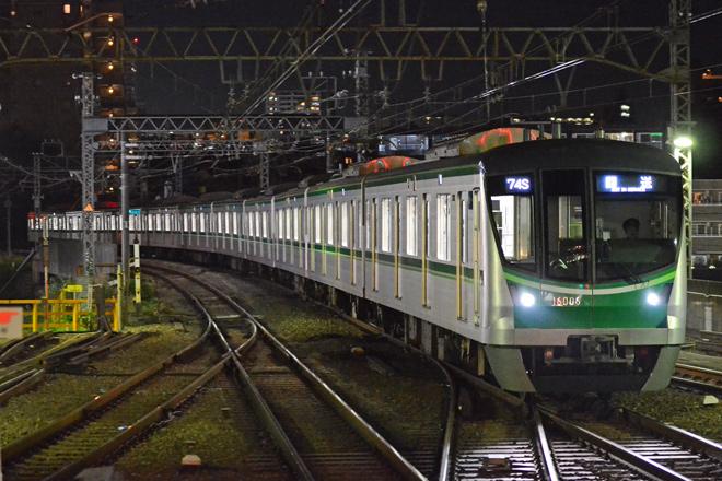 【メトロ】16000系16106F返却回送