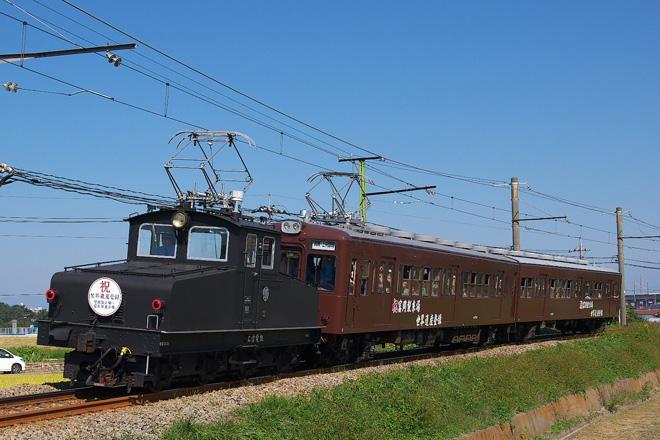 【上信】デキの臨時列車運行