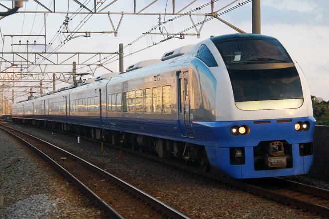 【JR東】E653系使用のひまわり号運転